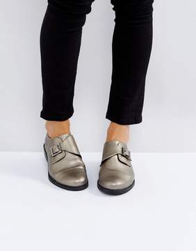 Park Lane Monk Shoe with Buckle