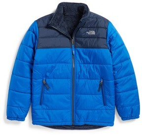 The North Face Boy's Mount Chimborazo Reversible Jacket