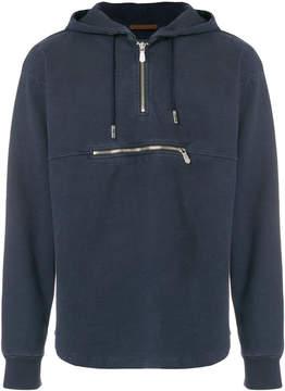 Eleventy zip hoodie