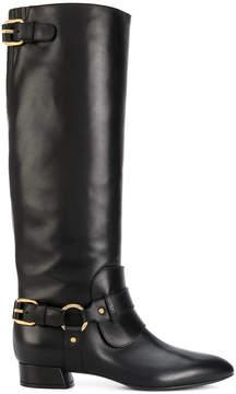 Casadei buckle-embellished boots