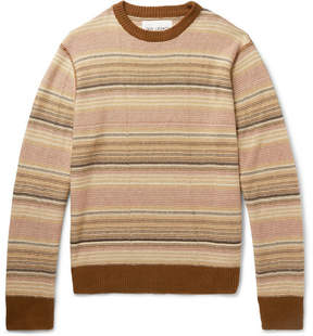 Our Legacy Striped Linen Sweater