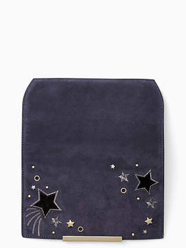 Kate Spade Make it mine embellished star flap - MULTI - STYLE