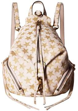 Rebecca Minkoff Convertible Mini Julian Backpack Backpack Bags - NUDE 1 - STYLE
