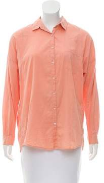 Masscob Casual Button-Up Top