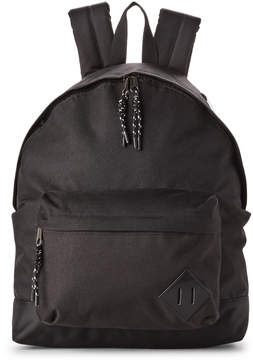Steve Madden Black Nylon Backpack