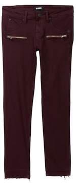 Hudson Flap Pocket Ankle Skinny Jeans (Big Girls)