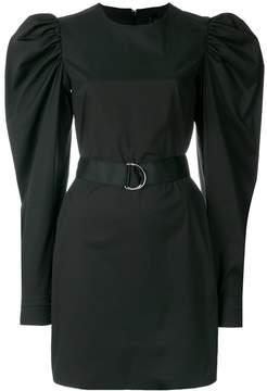 DAY Birger et Mikkelsen Federica Tosi belted oversized sleeve dress