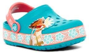 Crocs Moana Clog (Toddler Girl & Little Kid)