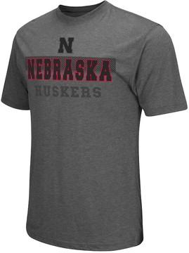 Colosseum Men's Campus Heritage Nebraska Cornhuskers Prism Tee
