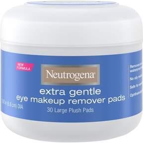Neutrogena ® Extra Gentle Eye Makeup Remover Pads - 30 Ct