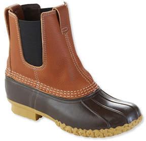 L.L. Bean Women's Chelsea L.L.Bean Boots, 7 Tumbled Leather