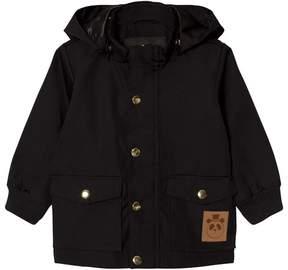 Mini Rodini Black Pico Jacket