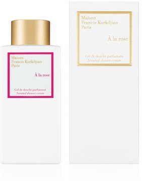 Francis Kurkdjian À la rose Scented Shower Cream, 8.5 oz.