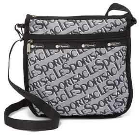 Le Sport Sac Madison Medium Top Zip Hobo Bag