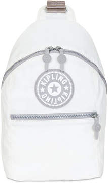 Kipling Bente Mini Backpack - LACQUER BLACK/SILVER - STYLE