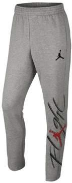 Nike Jordan Men's Jumpman Brushed Sweatpants-Gray-XL
