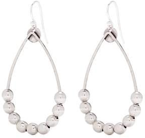 Philippe Audibert 'Antron' sliding bead teardrop hoop earrings