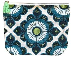 Two's Company Large Cosmetic Bag