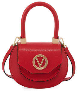 Mario Valentino Valentino By Talia Palmellato Leather Satchel Bag