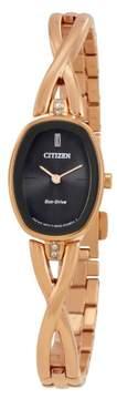 Citizen Silhouette Ladies Watch EX1413-55E