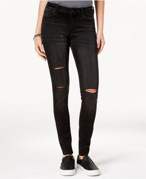 Celebrity Pink Jeans Juniors' Ripped Skinny Jeans