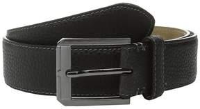 Steve Madden 35mm Two-Tone Milled Belt