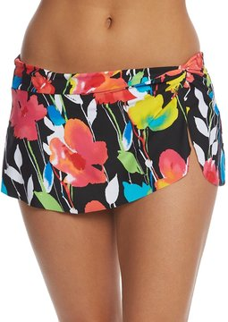 Anne Cole Growing Floral Skirted Bikini Bottom 8151754