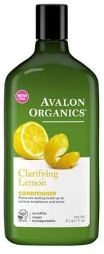 Avalon Organics® Clarifying Lemon Conditioner - 11 oz