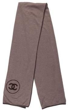 Chanel 2016 Cashmere Silk Stole