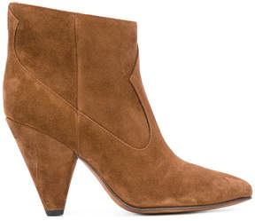 Buttero ankle length boots