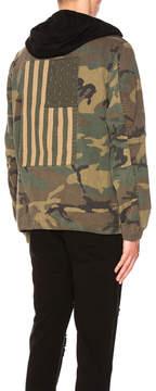 Alpha Industries Fortitude Americana Field Coat