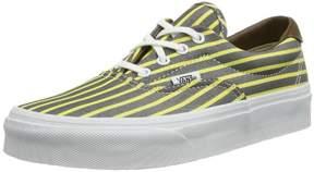 Vans Era 59 Men's Skateboarding Shoes Stripes Yellow/ True White