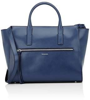 Trussardi WOMEN'S TOP-ZIP TOTE BAG