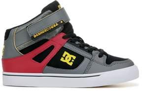 DC Kids' Spartan SE EV High Top Skate Shoe Pre/Grade School