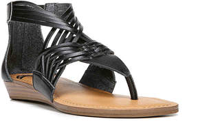Fergalicious Women's Tizzy Wedge Sandal