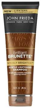 John Frieda Brilliant Brunette Visibly Brighter Shampoo - 8.3oz