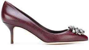 Dolce & Gabbana classic embellished pumps