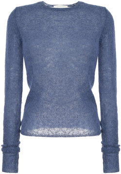 ESTNATION fitted knitted top
