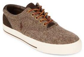 Polo Ralph Lauren Vaughn Low Top Wool Sneakers