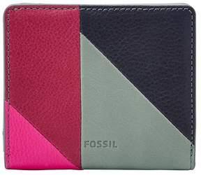 Fossil Emma RFID Patchwork Mini Wallet