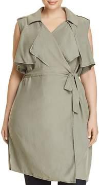 Bagatelle Plus Trench Vest - 100% Exclusive