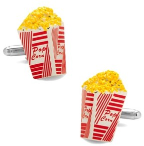 Cufflinks Inc. Men's Cufflinks, Inc. Popcorn Bucket Cuff Links
