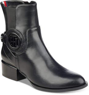 Tommy Hilfiger Mavrick Booties Women's Shoes