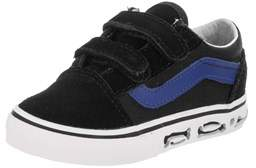 Vans Toddlers Old Skool V (sidewall Perf) Skate Shoe.