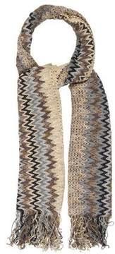 Missoni Wool-Blend Chevron Scarf