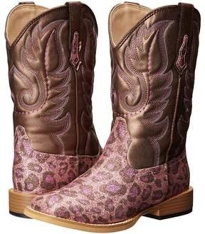 Roper Square Toe Glitter Boot Cowboy Boots