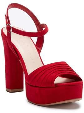 Chinese Laundry Allie Pleated Platform Sandal