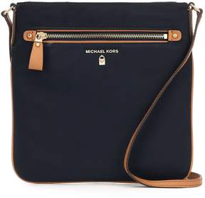 MICHAEL Michael Kors Kelsey Nylon Large Cross-Body Colorblock Bag