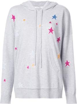 Chinti and Parker Star Print Hoodie