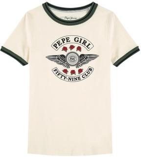 Pepe Jeans Logo print T-shirt